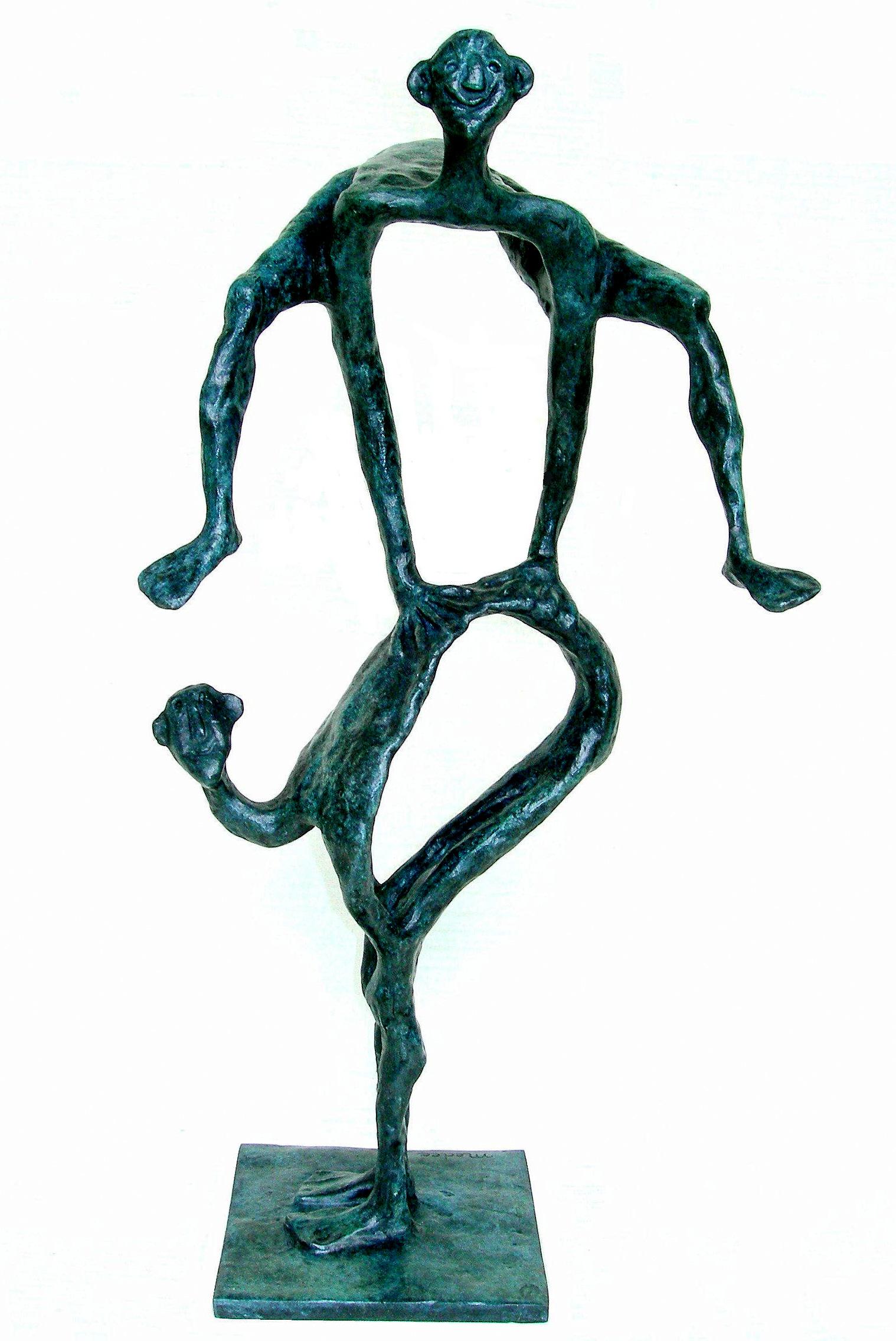Sculptor Artist Dreamlike Figurative Contemporary Style